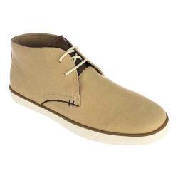 Men's Crevo Darth Chukka Sneaker Tan Canvas