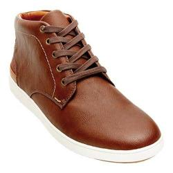 Men's Steve Madden Freedomm High Top Brown Synthetic