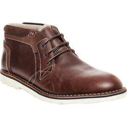 Men's Steve Madden Inflict Chukka Wood Leather