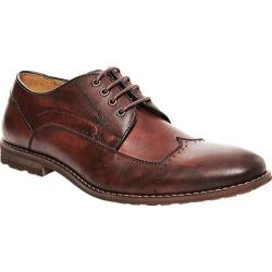 Men's Steve Madden Kyngdom Oxford Brown Leather