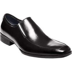 Men's Steve Madden Safety Slip On Black Leather