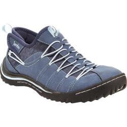 Women's Jambu Spirit-Vegan Sneaker Denim Blue/Illusion Blue Burnished Textile