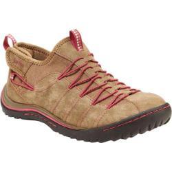 Women's Jambu Spirit-Vegan Sneaker Saddle/Sangria Burnished/Melange Textile