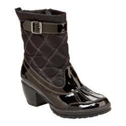 Women's Jambu Dover-Vegan Boot Black Patent