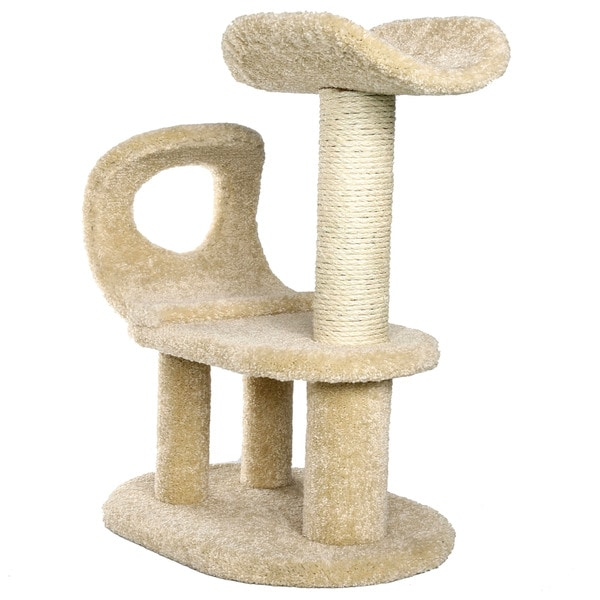 Go Pet Club Brige 28-inch Premium Cat Tree