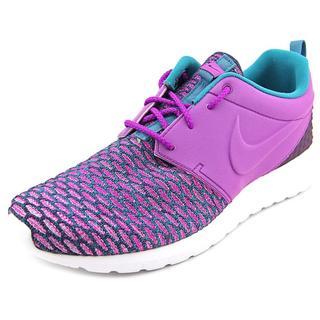 Nike Women's 'Roshe NM FlyKnit Prm' Basic Textile Athletic Shoes