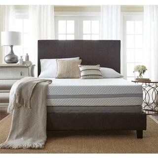 Simple Sleep 8-inch Queen-size Memory Foam Mattress