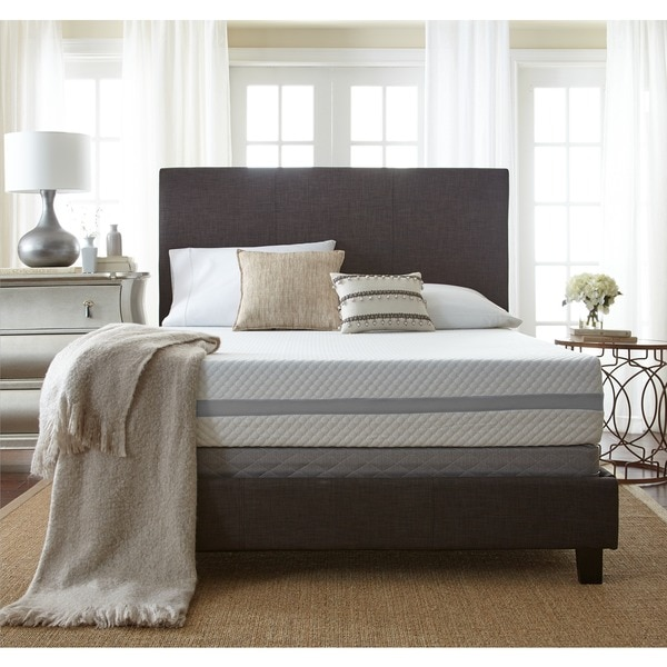 Picket House Simple Sleep 6-inch Queen Memory Foam Mattress