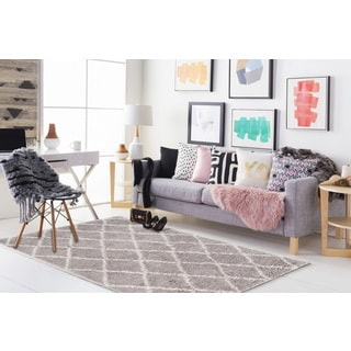Meticulously Woven Broome Rug (7'11 x 10'3)