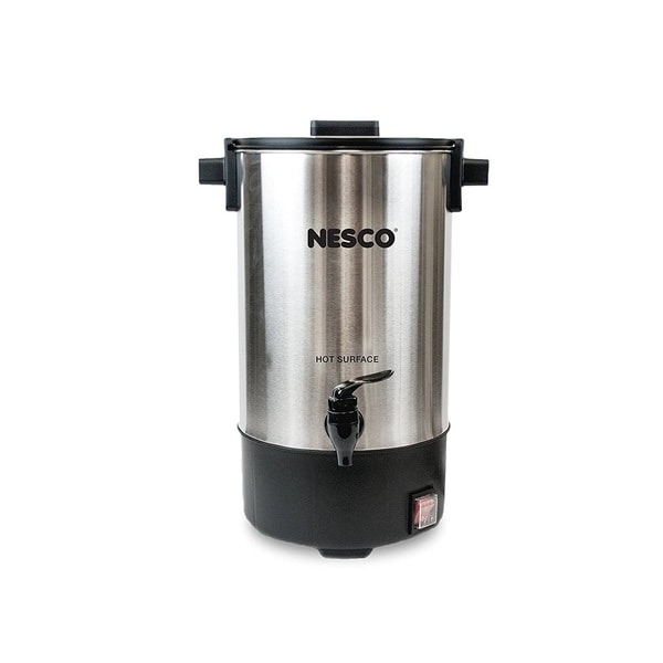 Nesco Stainless Steel Coffee Urn 19778335