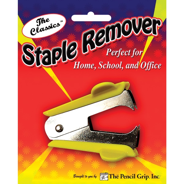 The Pencil Grip TPG-136 Staple Remover