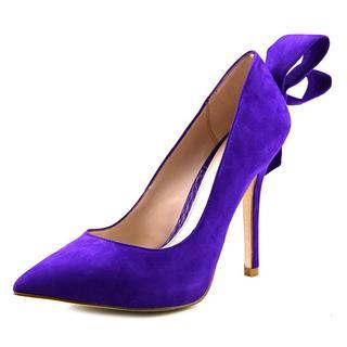 Pelle Moda Women's 'Kiri' Kid Suede Dress Shoes