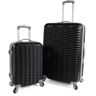 Pacific Coast Sienna 2-piece Hardside Lightweight Spinner Luggage Set