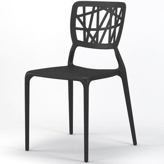 Gibson Living Verdant Stackable Dining Side Chair