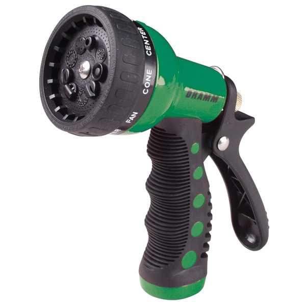 Dramm 80-12704 9 Pattern Green Revolver Spray Gun Nozzle