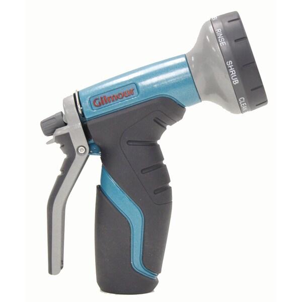 Gilmour 410GWR Zinc Rear Trigger Dial Nozzle