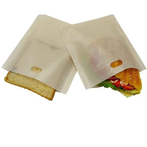 Nonstick Reusable Baking/Grilling/Toaster/Panini Bags 19785954