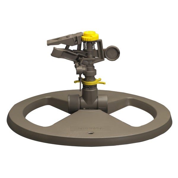 Nelson 50203 Small Circular Base Pulsating Sprinkler