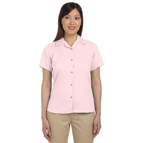 Bahama Women's Cord Camp Blush Shirt