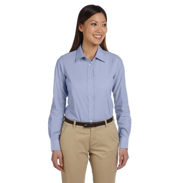 Women's Chambray Light Blue Shirt