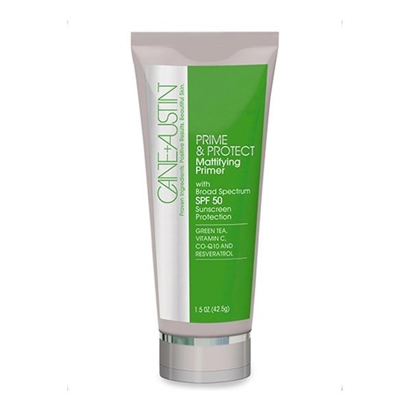 Cane + Austin Prime and Protect 1.5-ounce Mattifying Primer