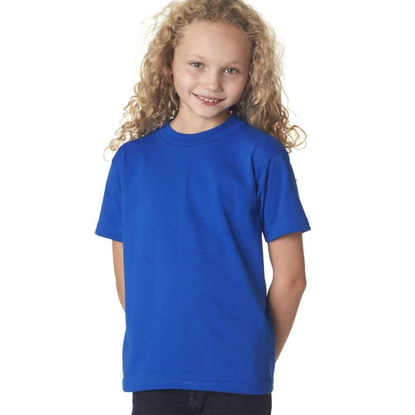 Boys Royal Blue Short-sleeve T-shirt