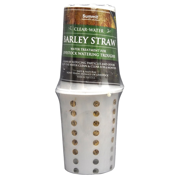 Summit Chemical 131 Barley Straw Water Treatment For Livestock Watering Trough