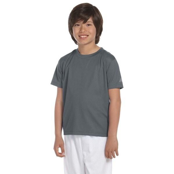 Ndurance Boys' Gravel Athletic T-Shirt