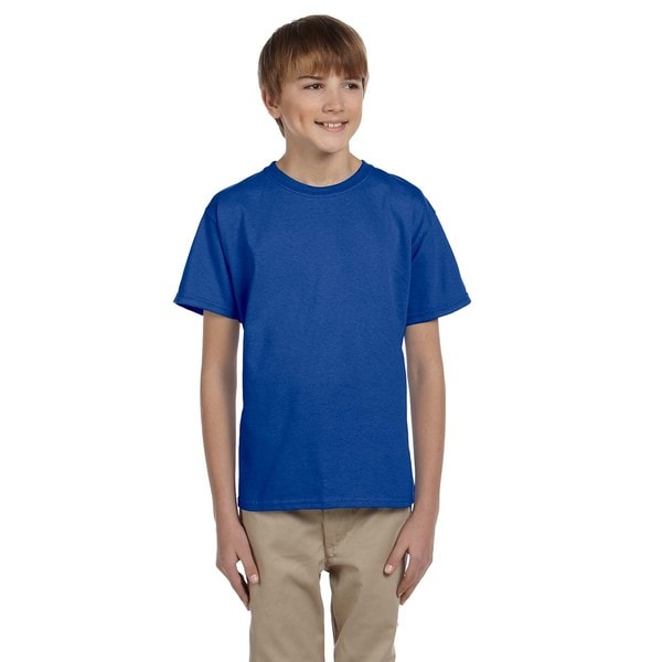 HiDensi-T Boys' Royal T-shirt