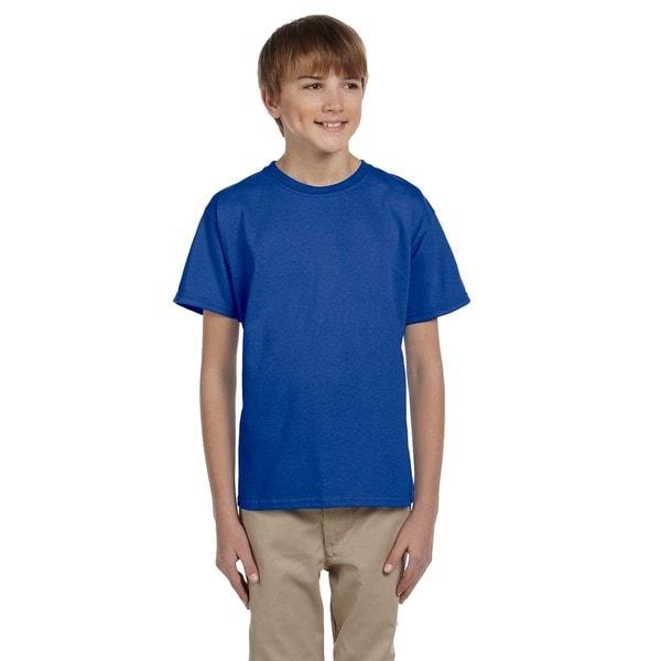 HiDensi-T Boys' Royal T-shirt