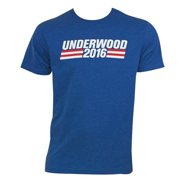 House Of Cards 'Underwood 2016' T-shirt