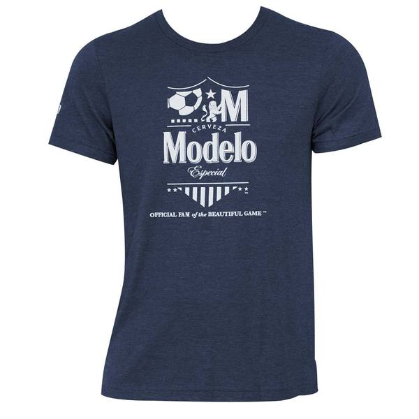 Modelo Especial Navy Blue Soccer T-shirt