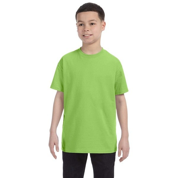 Boys' Kiwi Heavyweight Blend T-shirt
