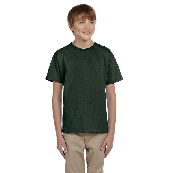 Fruit of the Loom Boys' Heavy Cotton T-shirt
