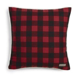 Eddie Bauer Cabin Plaid Flannel 20-inch Decorative Pillow