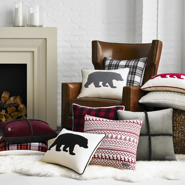 Eddie Bauer Alpine 20-inch Decorative Pillows