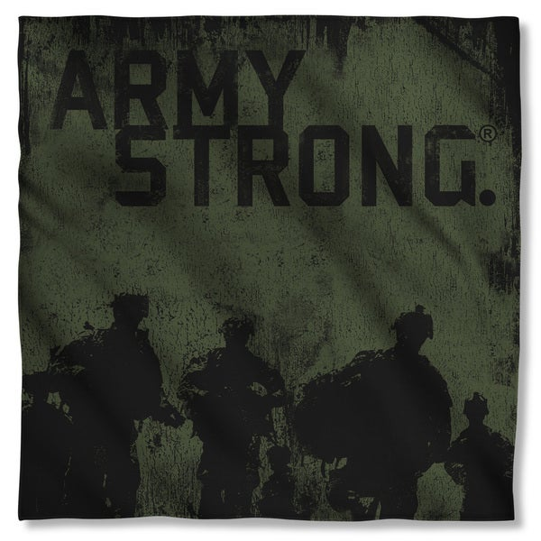 Army/Strong Polyester Bandana