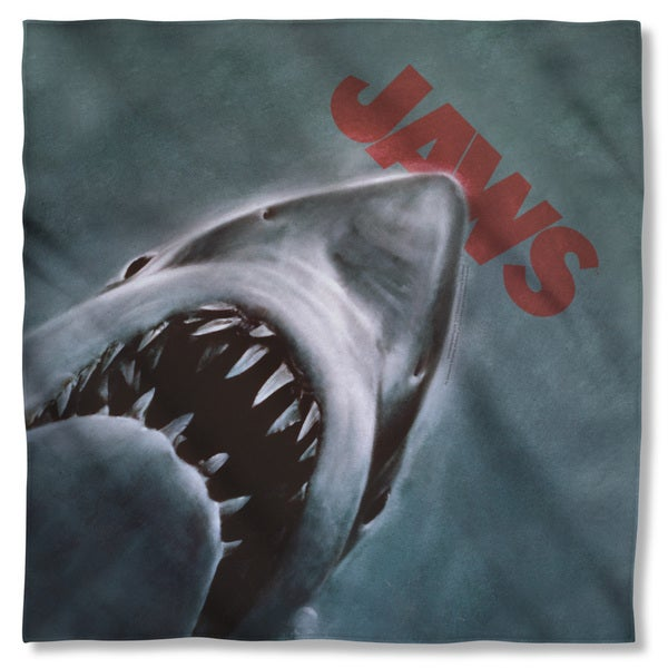 Jaws/Shark Polyester Bandana