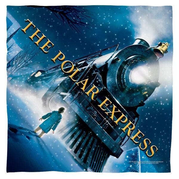 Polar Express/Poster Polyester Bandana