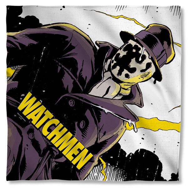Watchmen/Perched Polyester Bandana