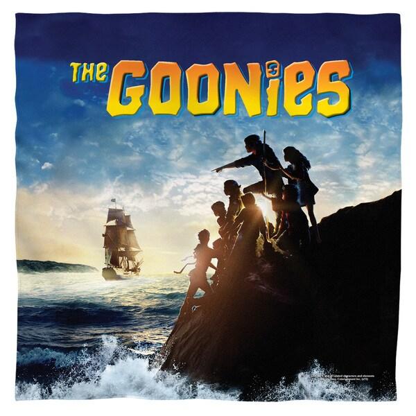 Goonies/Ship Polyester Bandana