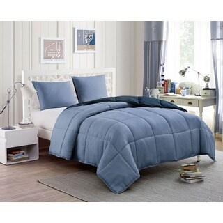 VCNY Stripes Down Alternative Comforter Set