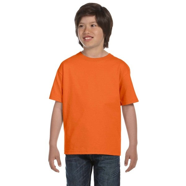 Boys' Beefy-T Orange T-shirt