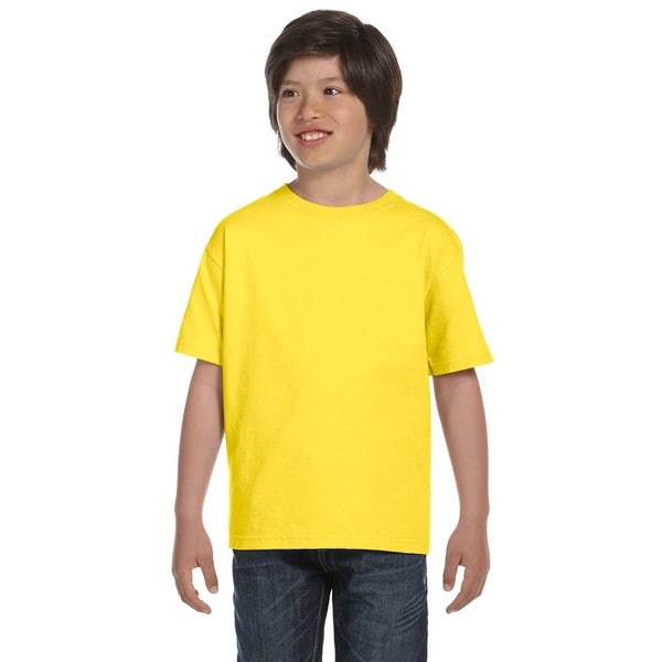 Beefy-T Boys' Yellow T-Shirt
