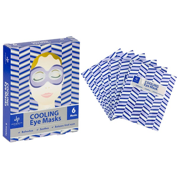 Jean Pierre Cooling Eye Masks (6 Treatments)