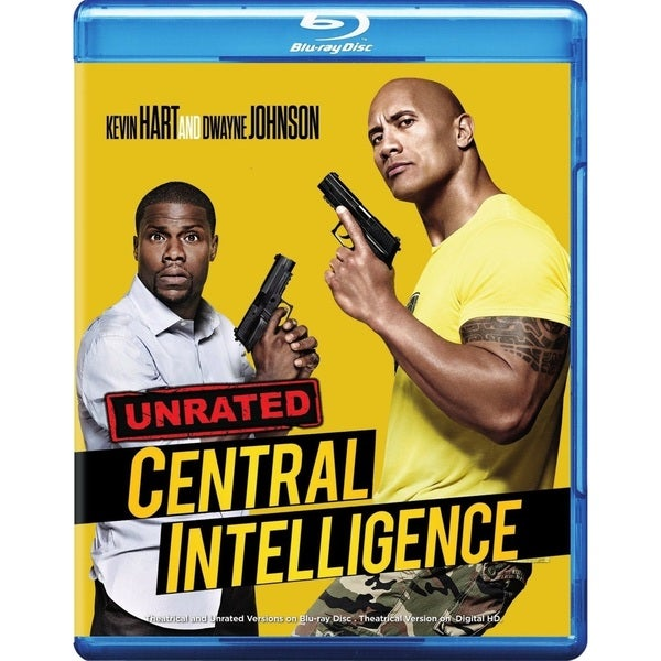 Central Intelligence (Blu-ray Disc) 19798090
