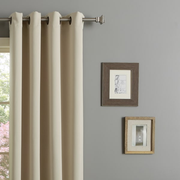 54 inch long curtain panels