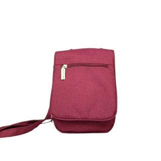 Sacs of Life Everyday Small Companion Polyester Crossbody Bag