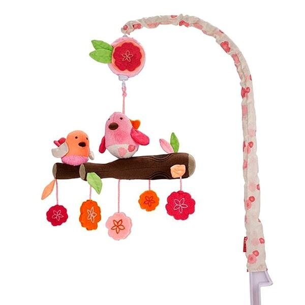Skip Hop Springtime Birdie Crib Mobile