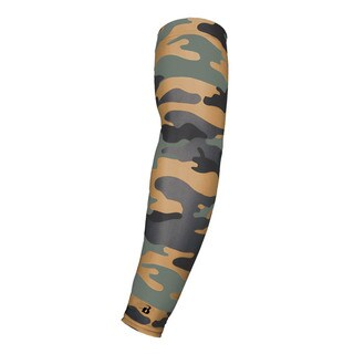 Camo Dri Boys' Tan Camouflage Arm Sleeve (One Size Fits Most)